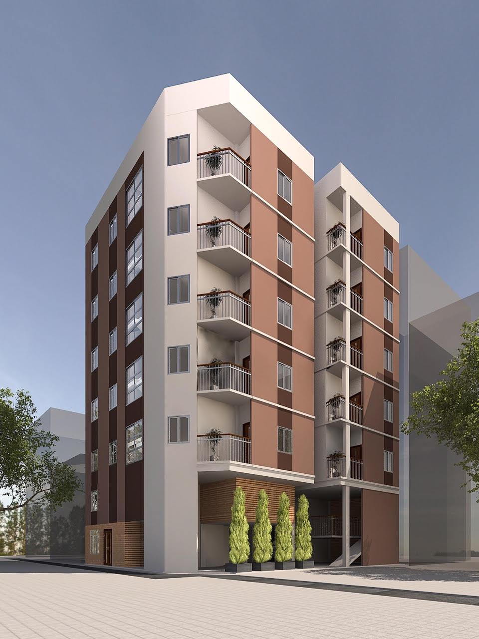 Thông tin dự án chung cư mini Sổ hồng- Vay Ngân hàng