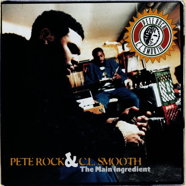 Pete Rock & C.L. Smooth - The Best Of Pete Rock & C.L. Smooth [Good Life]