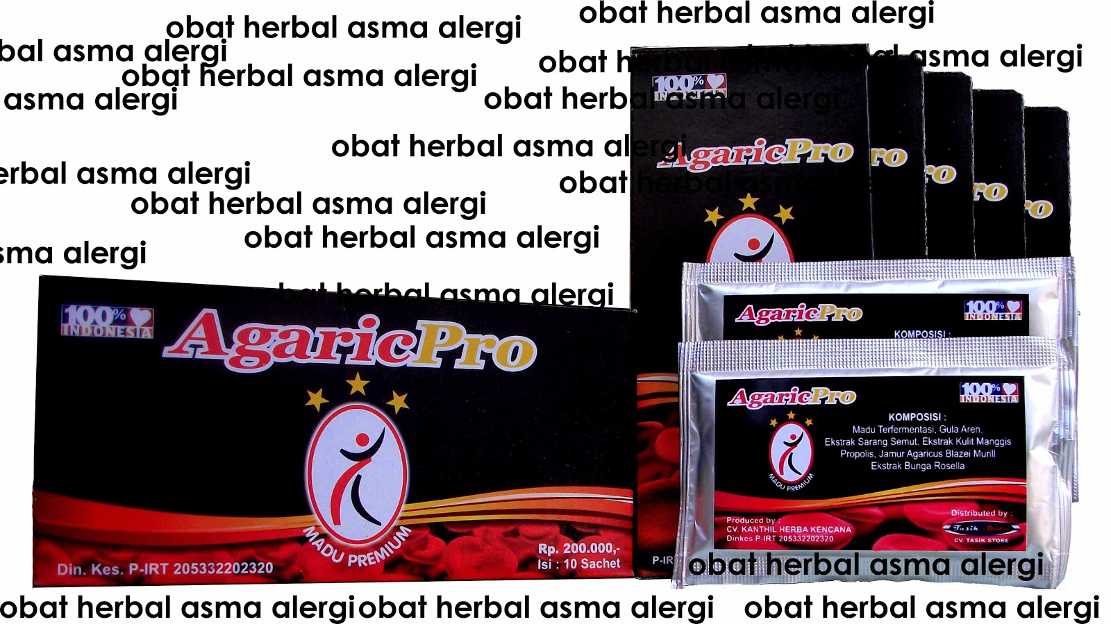 obat herbal asma alergi