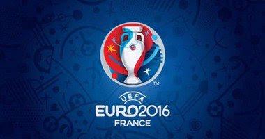 جدول مواعيد مباريات كأس الامم الاوروبية 2016 المقرر اقامتها في فرنسا
