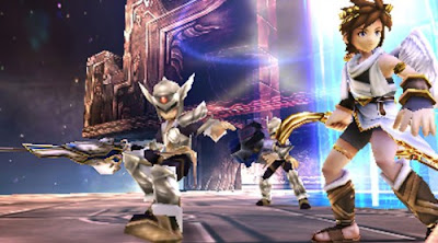 Light vs Dark Kid Icarus Uprising