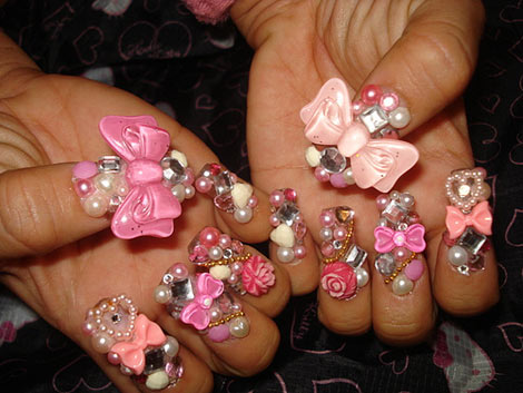 The Miami Style Blog Nail Trends 2012