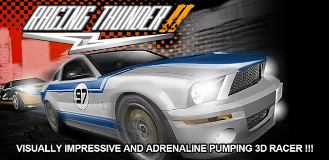 Raging Thunder 2 HD v1.0 APK