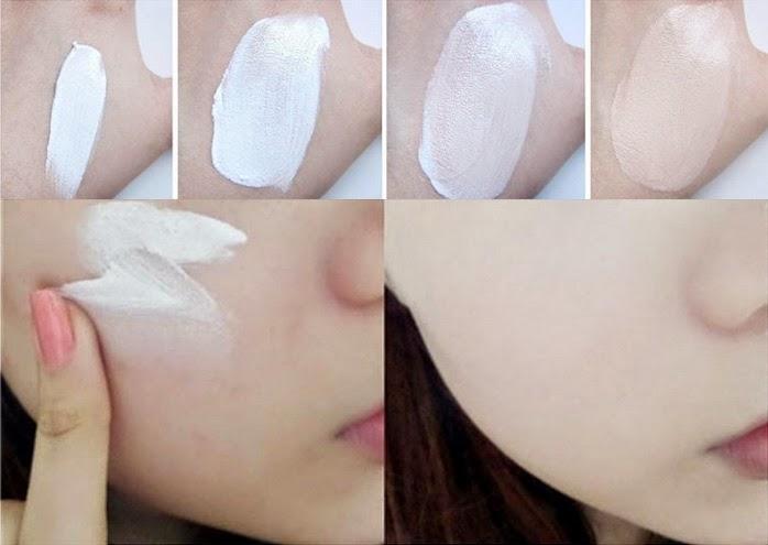 Giới thiệu sản phẩm kem trang điểm CC Cream của Sakura
