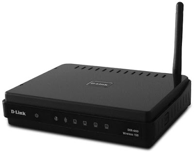 D-Link DIR-600 User manual