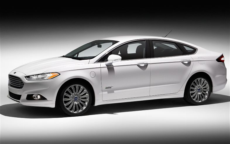 NHTSA Awards Ford Fusion Energi Top Vehicle Safety Rating