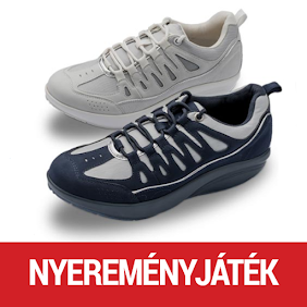 Nyerj Walkmaxx Black Fit 2.0 cipőt!