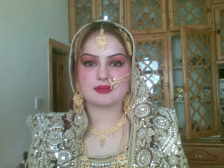 Ghazala Javed Wedding