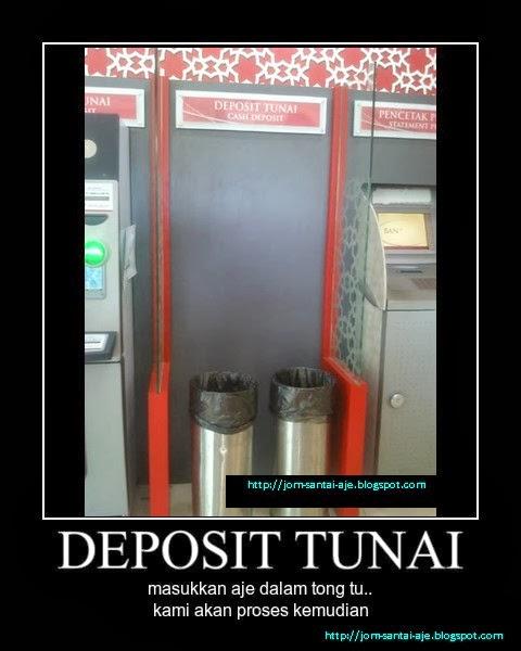 DEPOSIT TUNAI