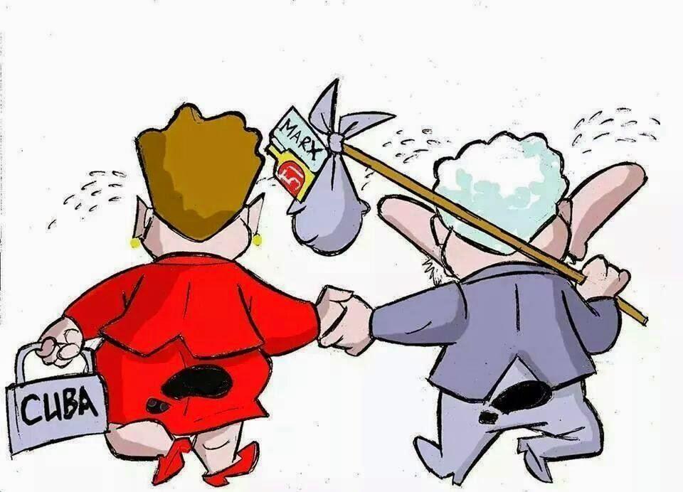 Perdemos uma batalha, mas não a guerra contra o comunismo. Ainda não ...: odiariodaalegria.blogspot.com/2014/10/permaneceremos-bradando-fora...