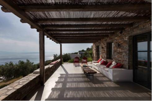 Casa estiva sull'isola di Evia