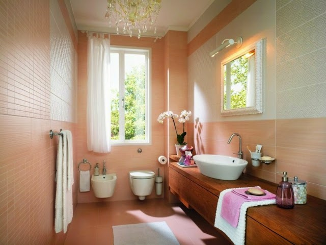 If you opt for modern bathroom tiles in neutral colors then you have a wide range of design alternatives. But best look designs in minimalist minimalist ... & Modern bathroom tiles in neutral colors | Bathroom Design