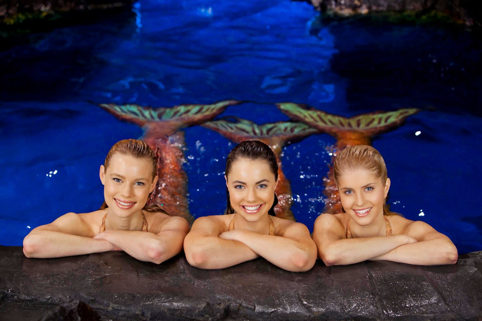 Nickalive nickelodeon australia and new zealand to for H2o actors