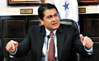 Presidente del Poder Legislativo de Honduras