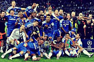 Chelsea Juara Liga Champions Musim 2011-2012