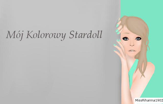 Mój Kolorowy Stardoll.