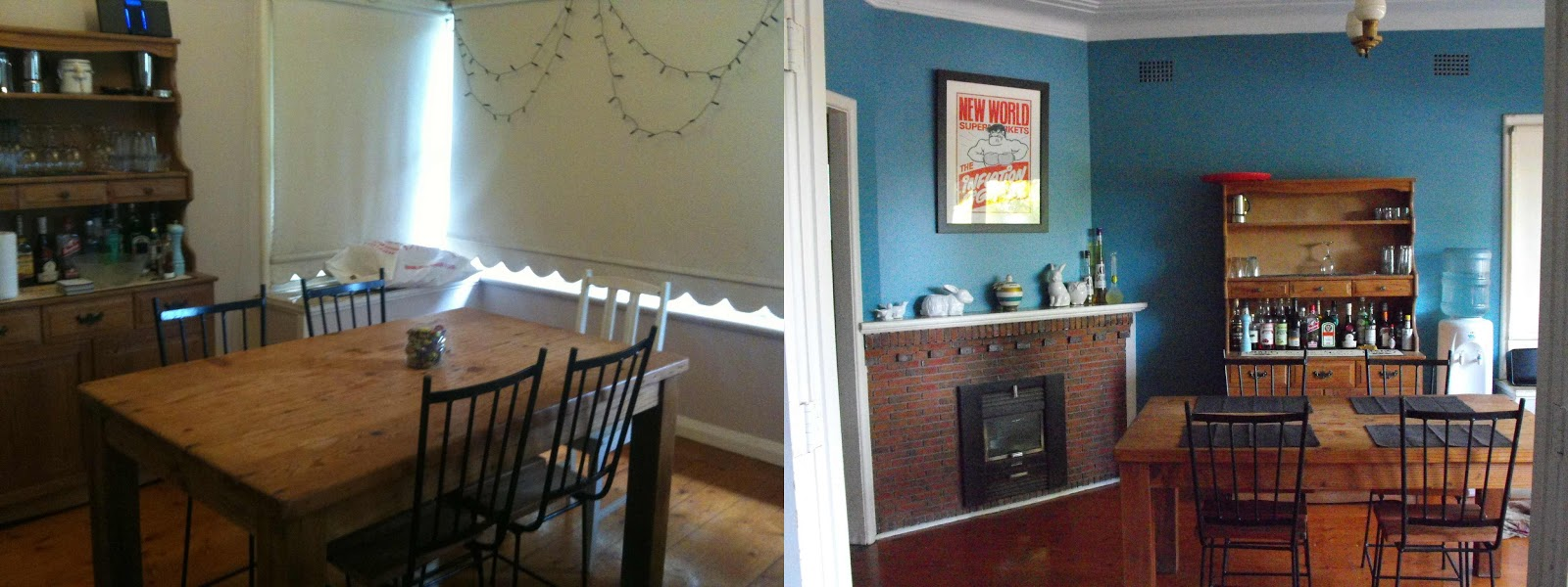 Teal dining room ideas for Teal dining room decorating ideas