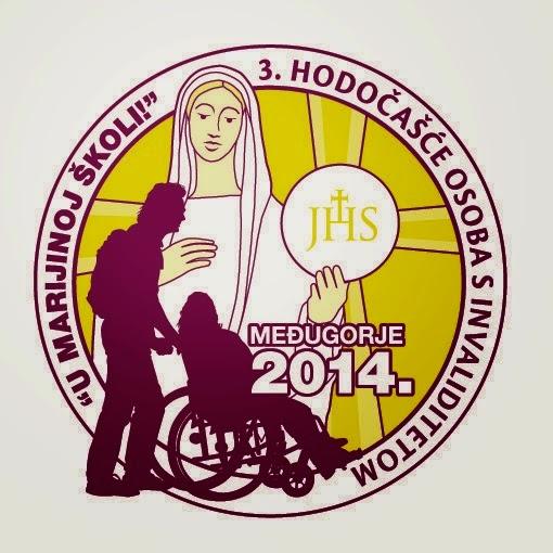 Medjugorje :forte affluence au 3ème pèlerinage international pour les handicapés.