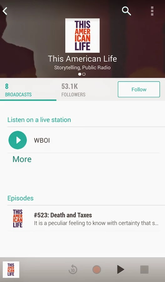 TuneIn Radio Pro v12.8 Build 183