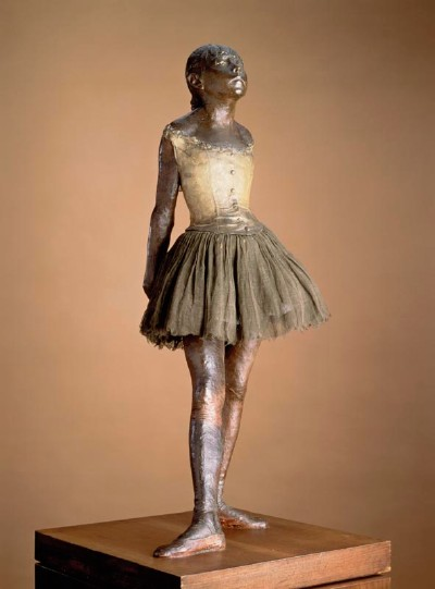 DRAWING AT DUKE: Edgar Degas
