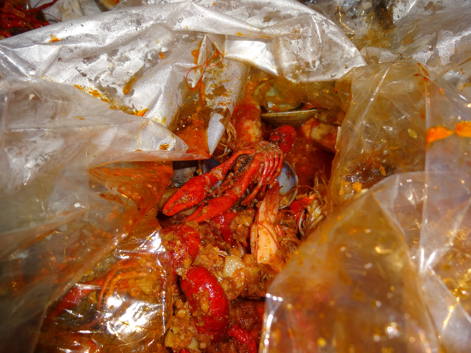 Eating My Way Through OC: Craving Claw\'s?