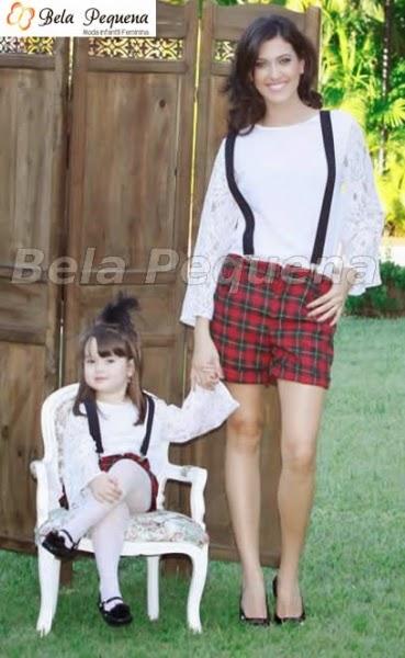 Looks Tal mãe Tal filha para o natal