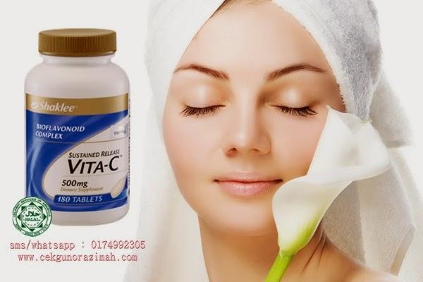 Vitamin C : Serlahkan Kulit Cerah & Berseri