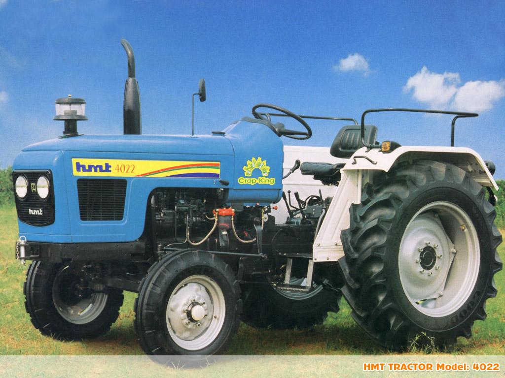 Tractorate Hmt 4022