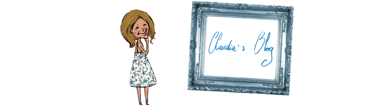 Claudia's Blog
