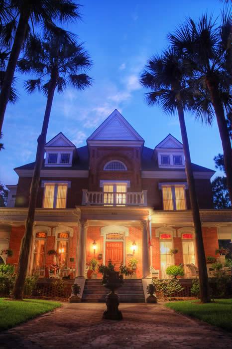 Brunswick Manor Bed And Breakfast Georgia