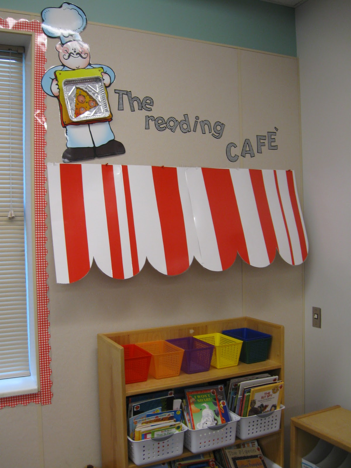 Classroom Theme Ideas Cafe ~ What the teacher wants s cookin in mrs smith