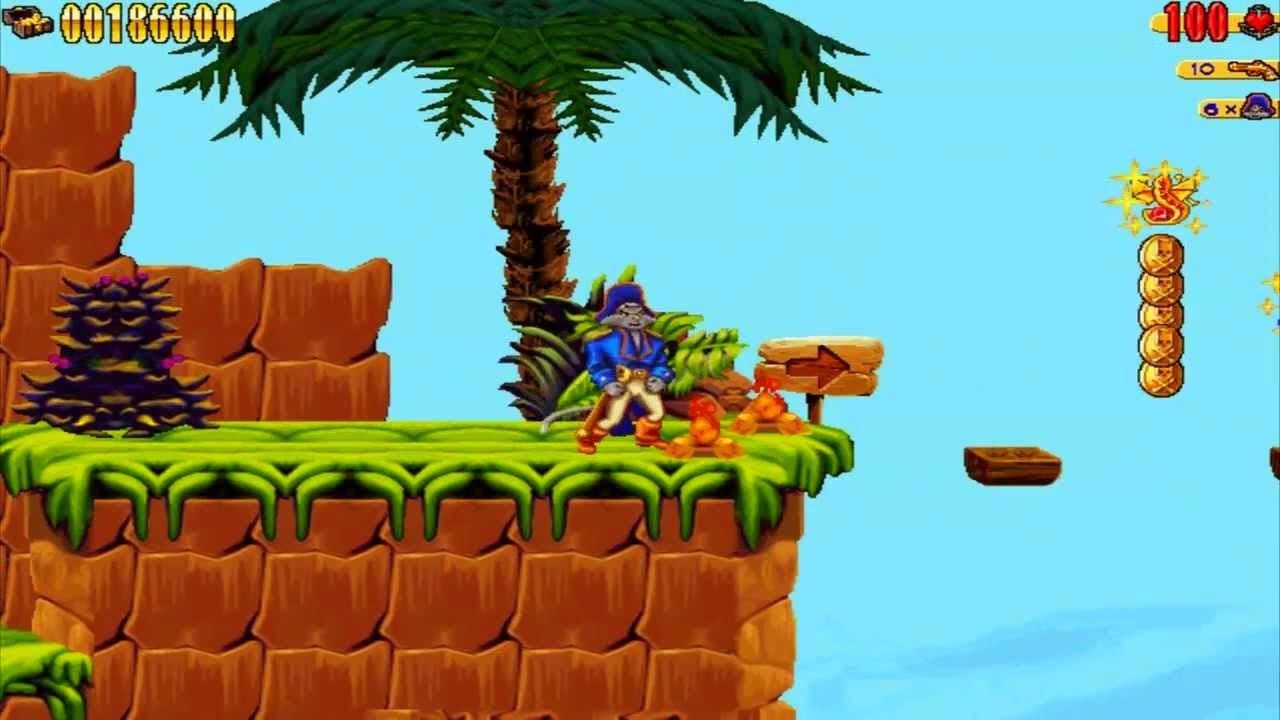 A Game For Free : Captain claw pc game free download full version