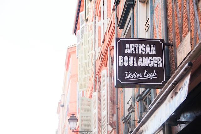 Boulangerie Toulouse