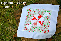 Peppermint Candy Block Tutorial