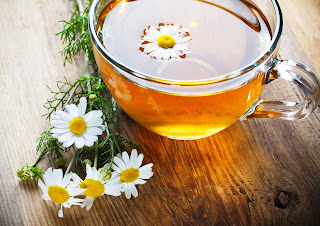 Chamomile tea can help boost your immune system.