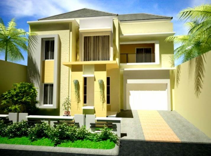 Tips Membuat Denah Rumah Minimalis 2 Lantai Type 45   Rumah