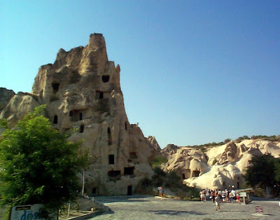 (Turkey) – The Goreme Valley of Cappadocia, Turkey