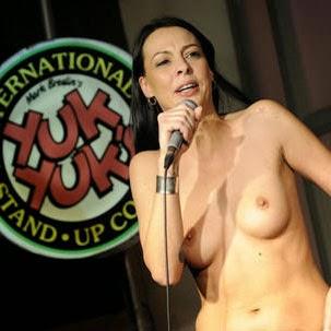 Nude comedy