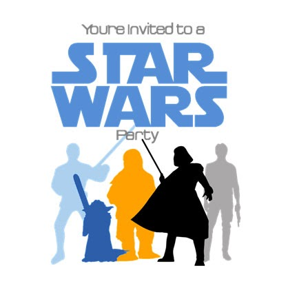 Whimsical by Design: Austin turns 5: A Star Wars Party