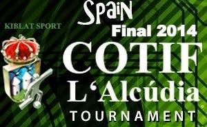Hasil Pertandingan Final COTIF 2014 Levante Vs Brazil