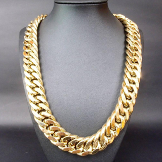 Thick Gold Chain Necklace Exclusive