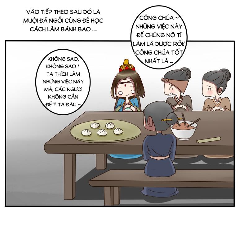 Thông Linh Phi Chap 54 - Next Chap 55
