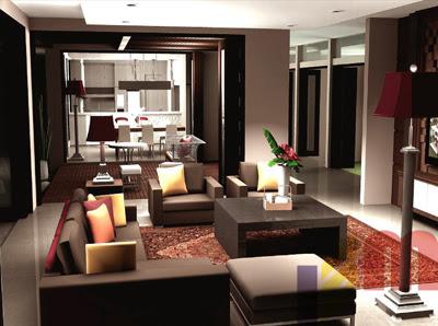Furniture Interior Konsep Tema Dana Dalam Desain Interior