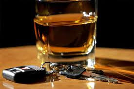 Whiskey Glass and Car Keys