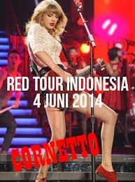 CORNETTO RED TOUR