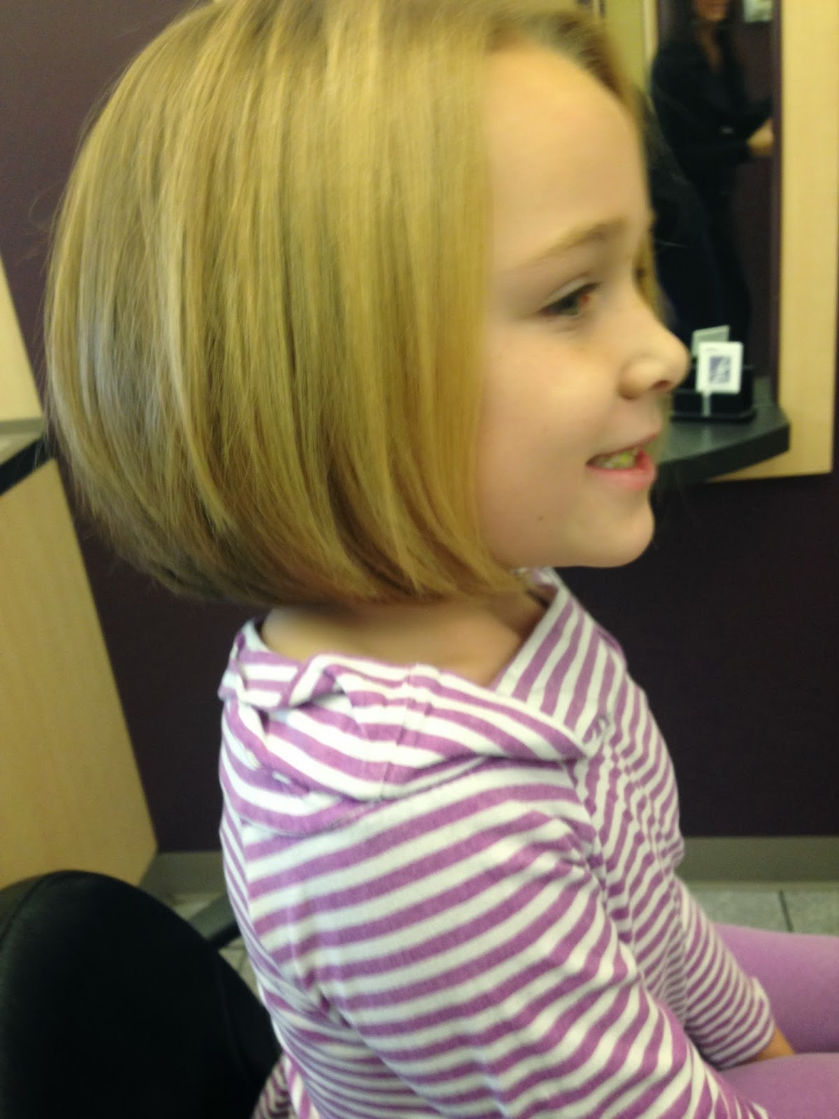 Cute 9 Year Old Haircuts 7 year old got the cutest
