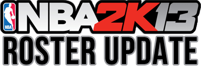 NBA 2K13 Official Roster Update Download
