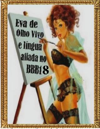 De olho no BBB18