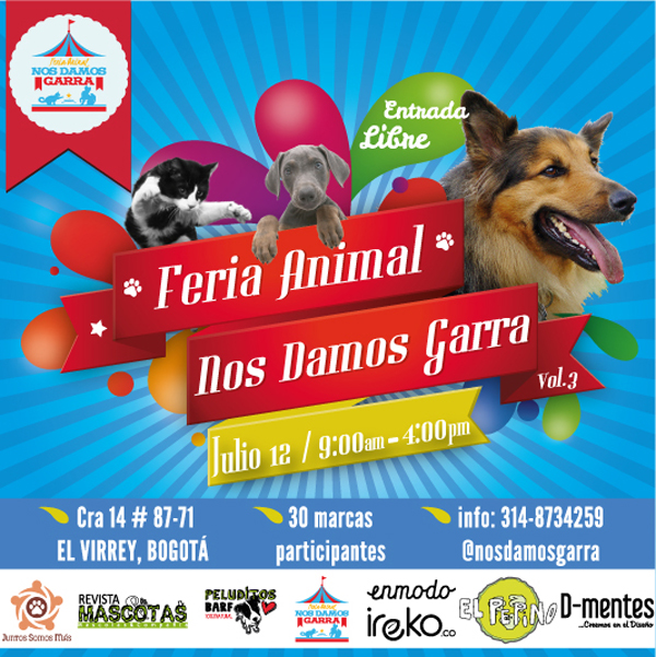 Invitación-Feria-animal-en-Bogotá