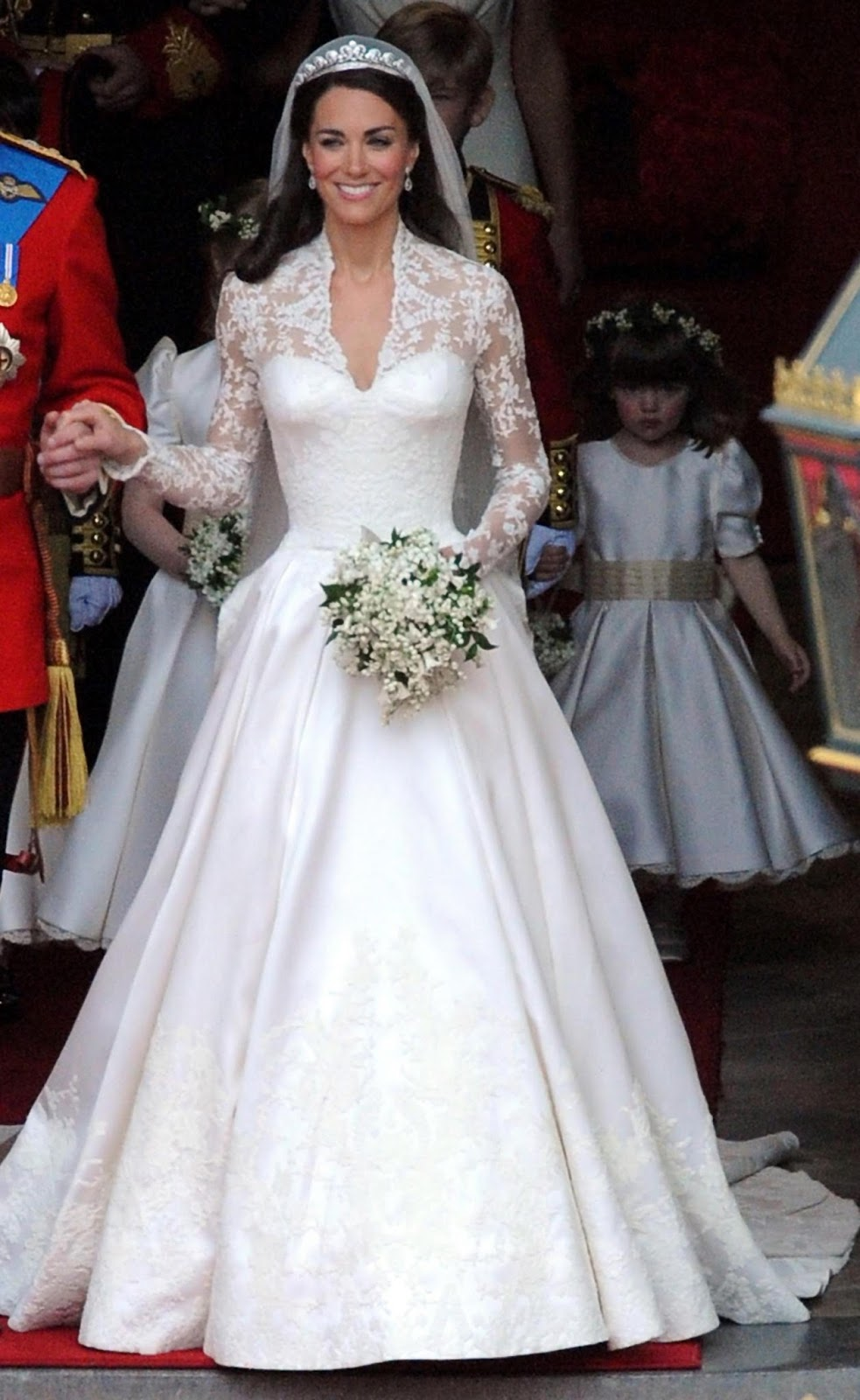 5 of the Most Expensive Wedding Gowns Ever | Dancejock Productions